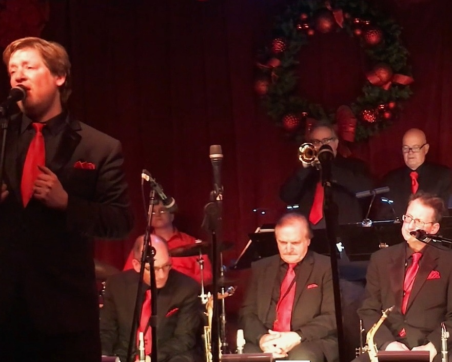 Christmas Show at Birdland, NYC