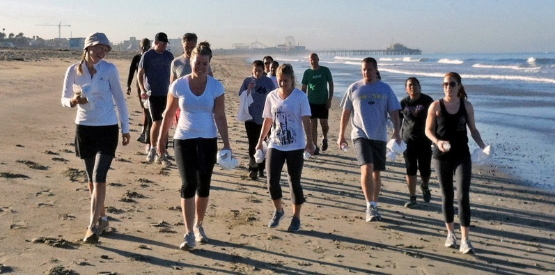 fitness tips best body boot camp santa monica beach