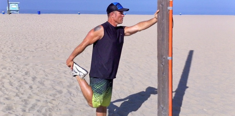 stretch video boot camp fitness health santa monica