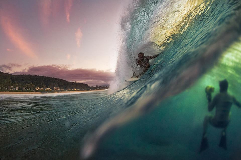 Beautiful Surf Picture by Magic Seaweed-Cool!