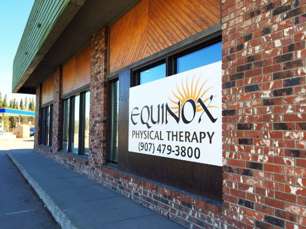 At our clinic we have four treatment rooms and a large open gym.