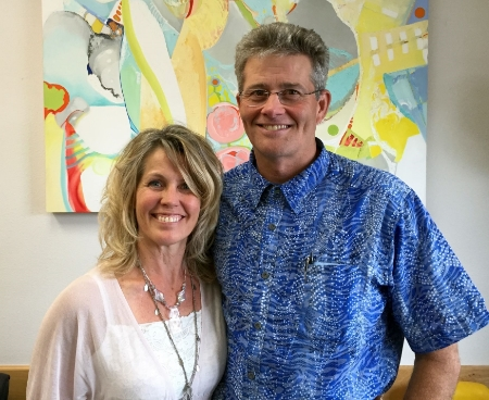 Ruth and Cole Carson are the owners of Equinox Physical Therapy which was established in 1992.