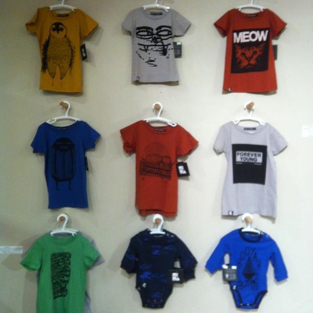 T shirt geometry.