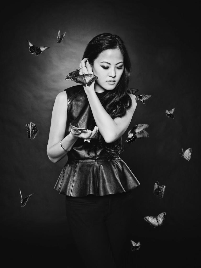 Anabela Chan Portrait