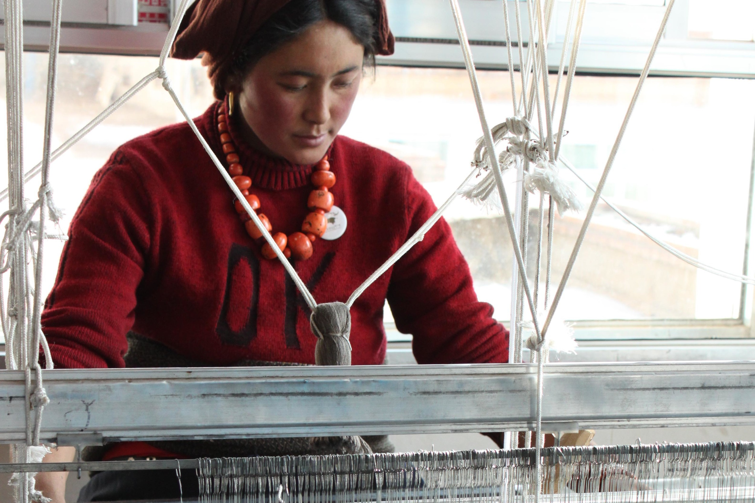 Norlha Yak Wool Collections Woven on the High Plateau of Tibet - Les Ateliers Courbet