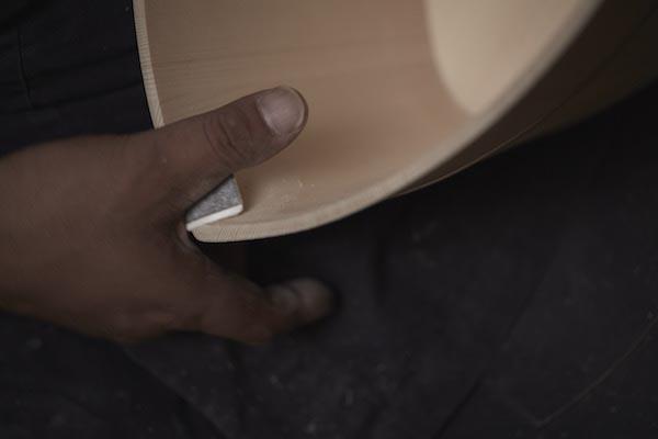 Nakagawa Mokkougei Woodcrafter - Japan Handmade - Craftsmanship Heritage - Design - Ki Oke Stool - Buckets - Baskets - Vases - Les ateliers Courbet
