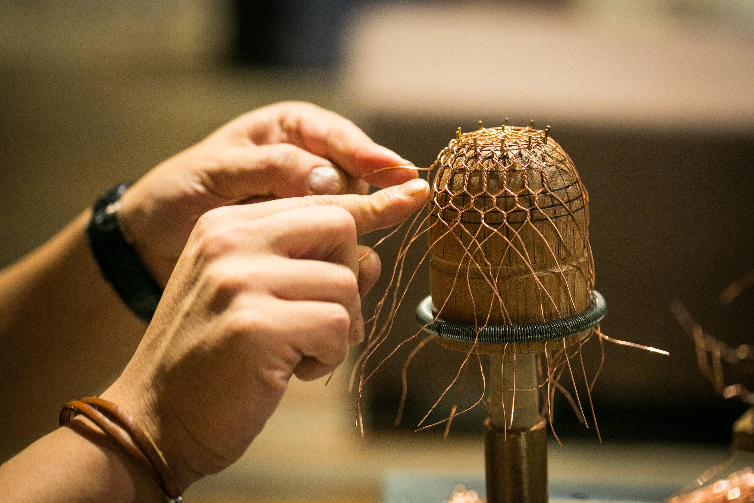 Kanaami-Tsuji Les Ateliers Courbet Kyoto Master-Craftsmen Japan Handmade