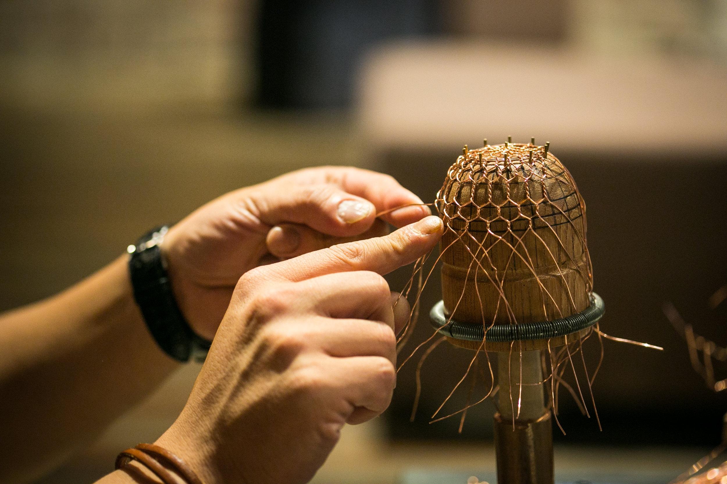 Les Ateliers Courbet Kanaami-Tsuji Craftsmanship Japan Kyoto Handmade Tea Utensils