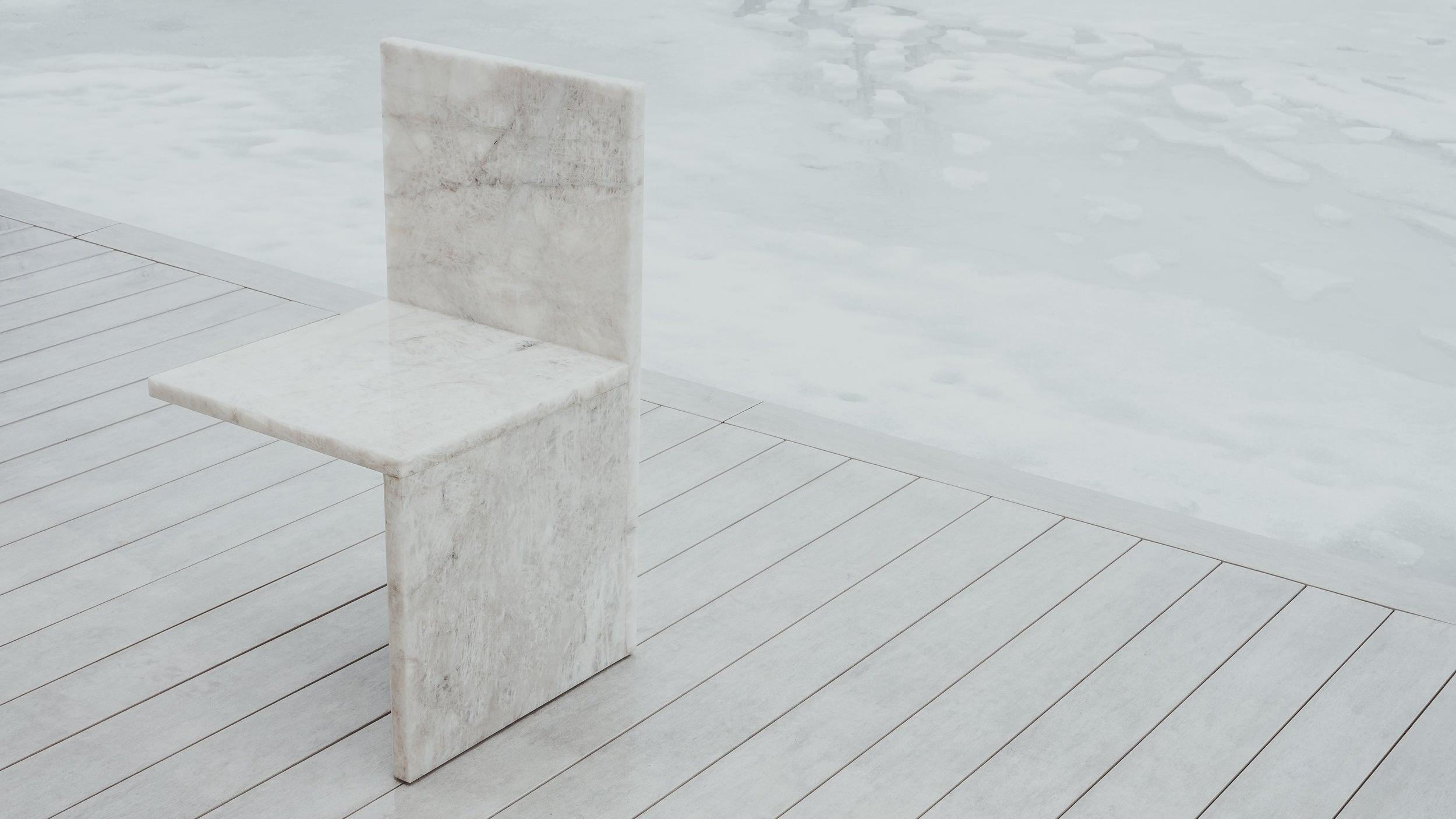 CLASTE Chair Design Les Ateliers Courbet