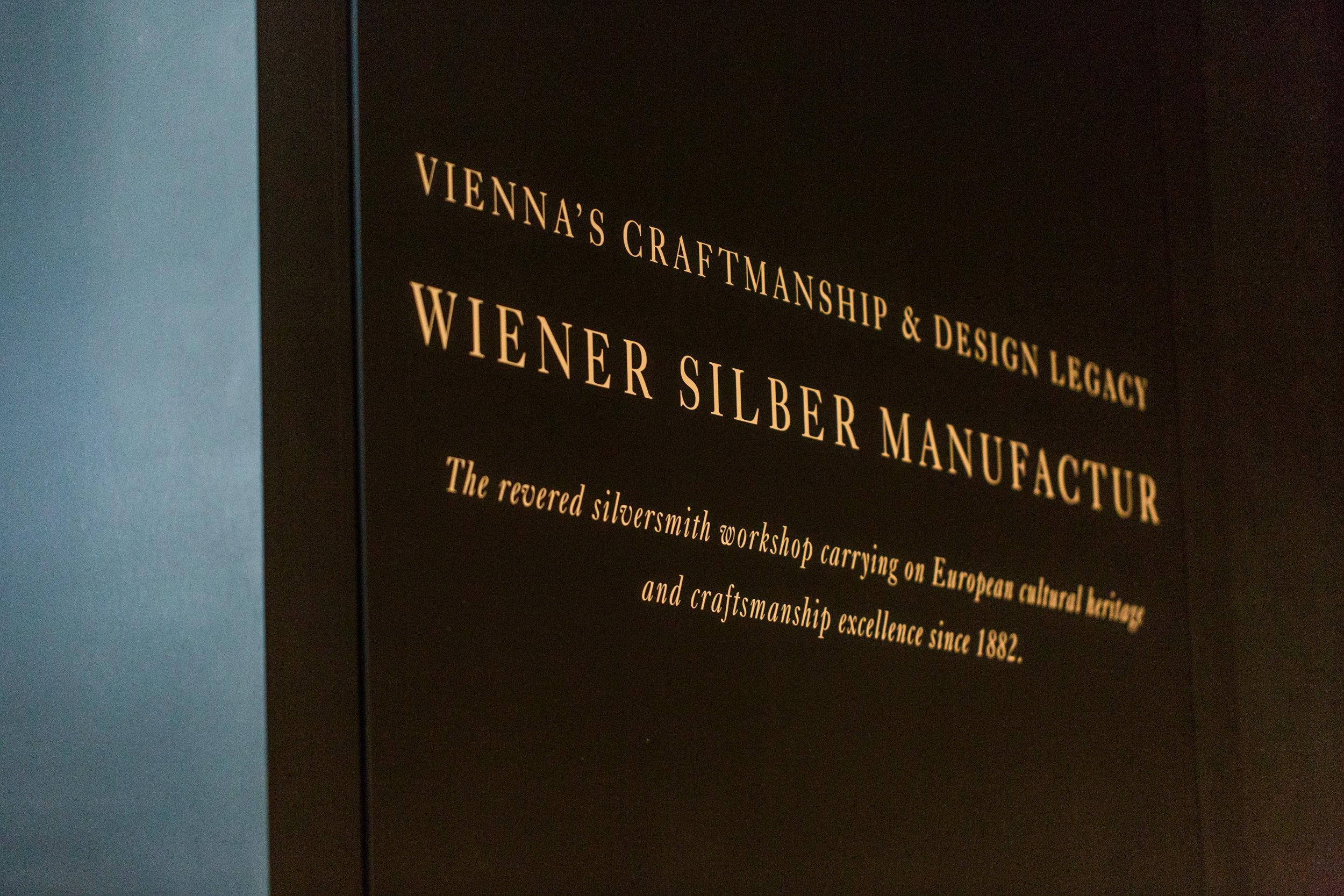 Vienna's Legacy I: Wiener Silber