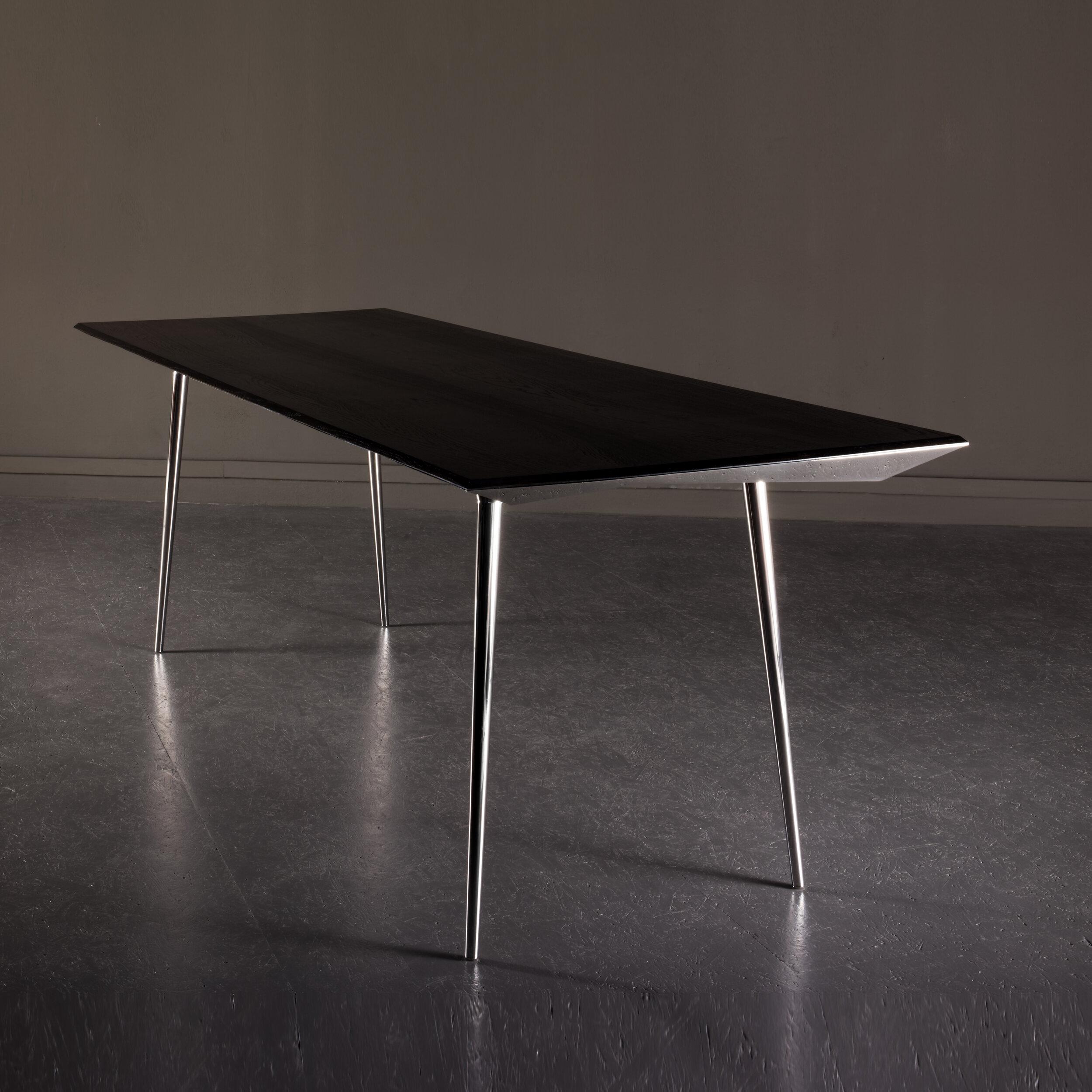 Odile Decq Les Ateliers Courbet Domeau Peres Desk Table