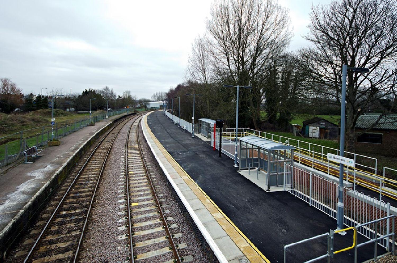 Stations / Platforms / Bridges / Line-side structures / Earthworks / Heritage