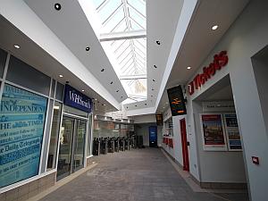 Bishops Stortford  New Ticket Office & Retail