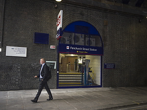 Fenchurch Street Station  New Entrance & Congestion Relief