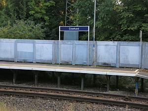 Crowhurst Station  Platform Enhancement & Rebuild