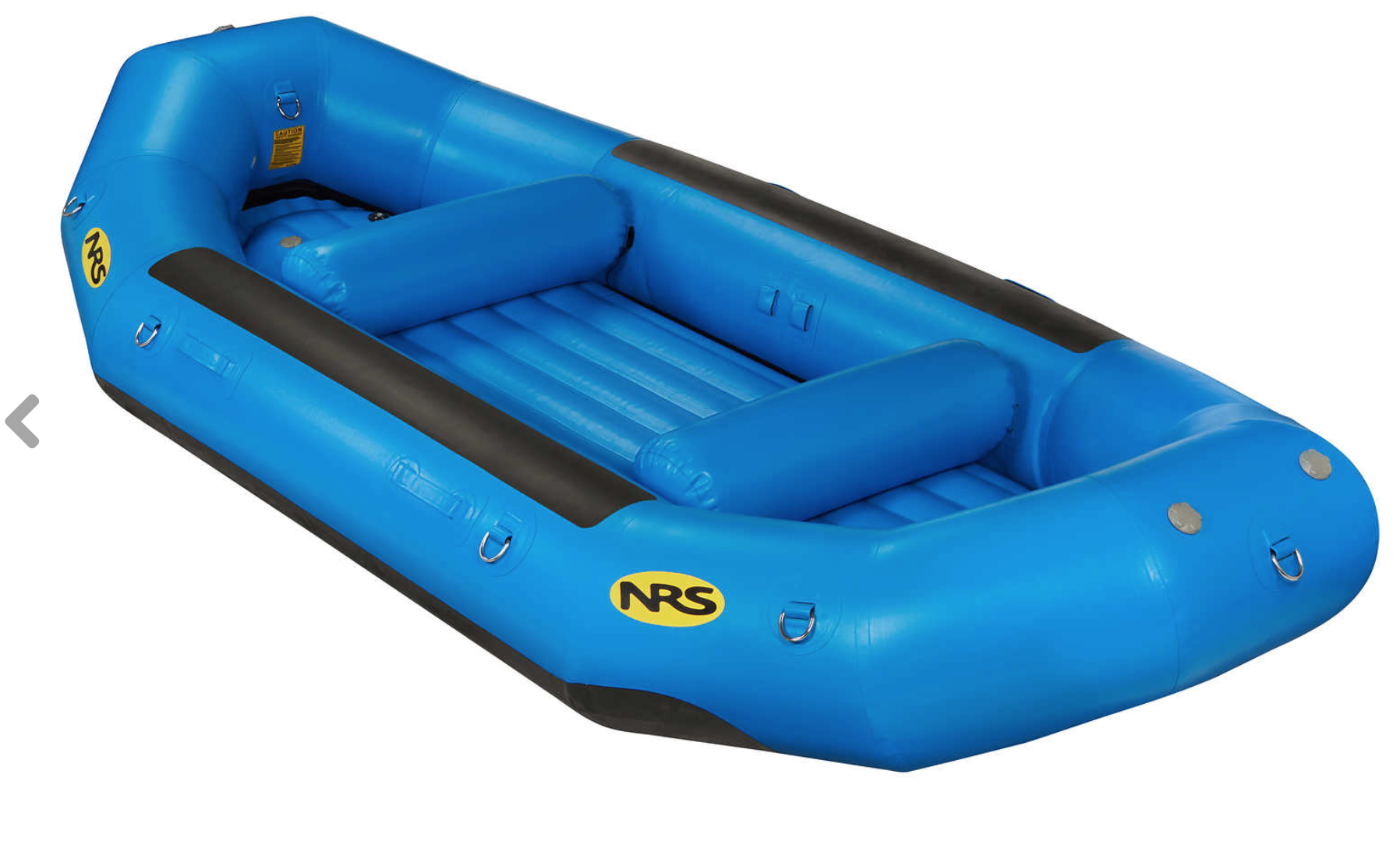 The NRS Otter 130 Whitewater Raft. Source:  https://www.nrs.com/product/1136/nrs-otter-130-self-bailing-rafts