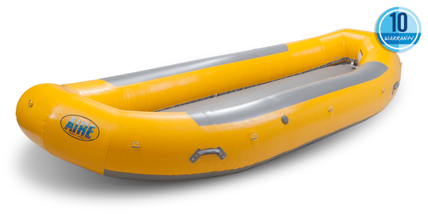 Aire 143D whitewater raft. Source:  http://www.aire.com/aire-raft/143D.asp
