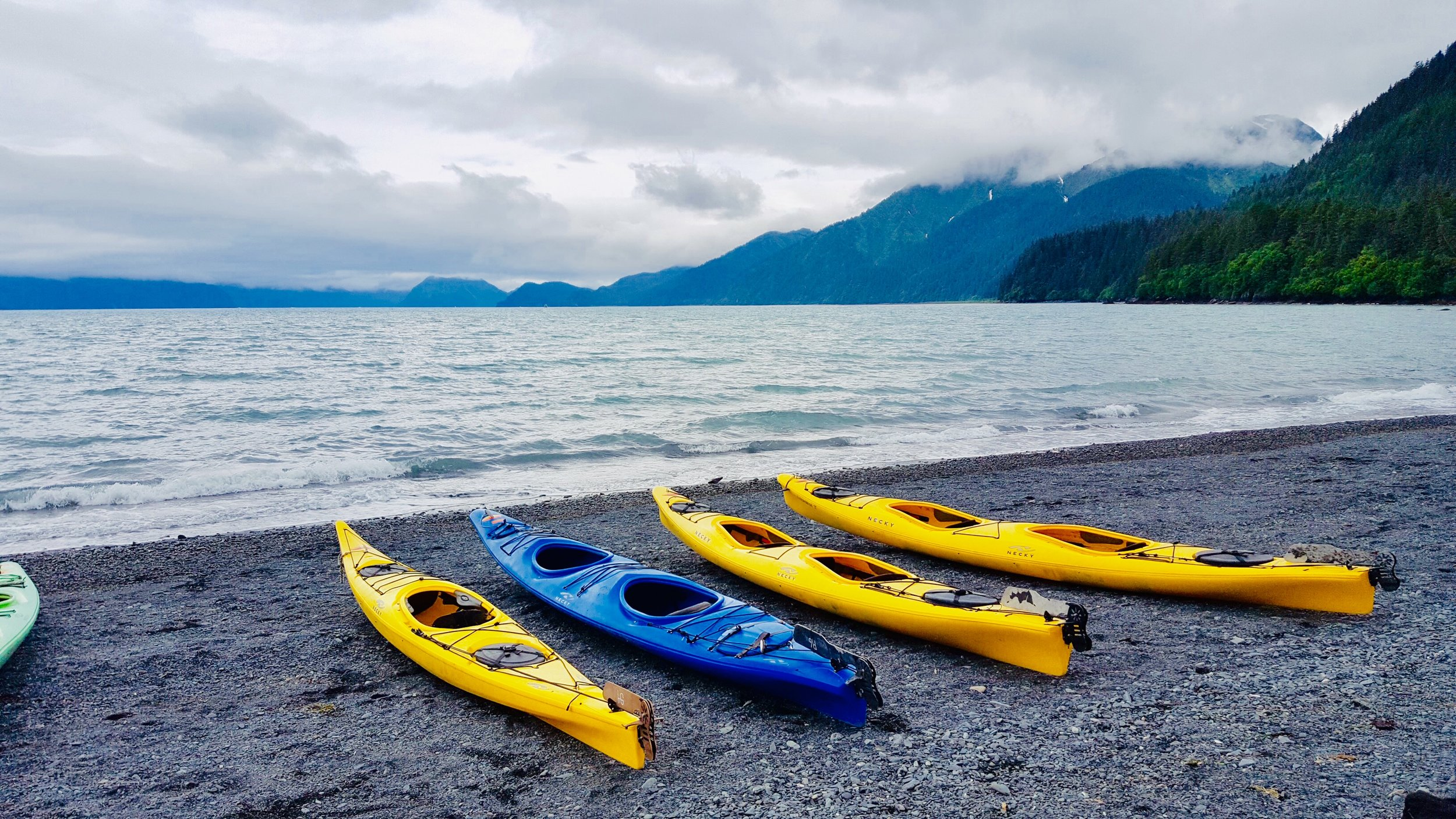 Tandem kayaks allow you to travel with more than one person without being split apart.