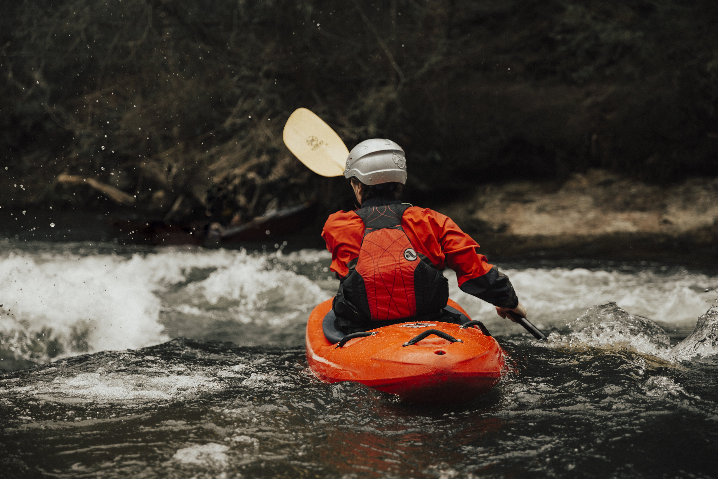 Kayaks do not require as big of a vehicle, they take less resources to build, and in general, unless misused, are one of the more environmentally friendly boating activities.