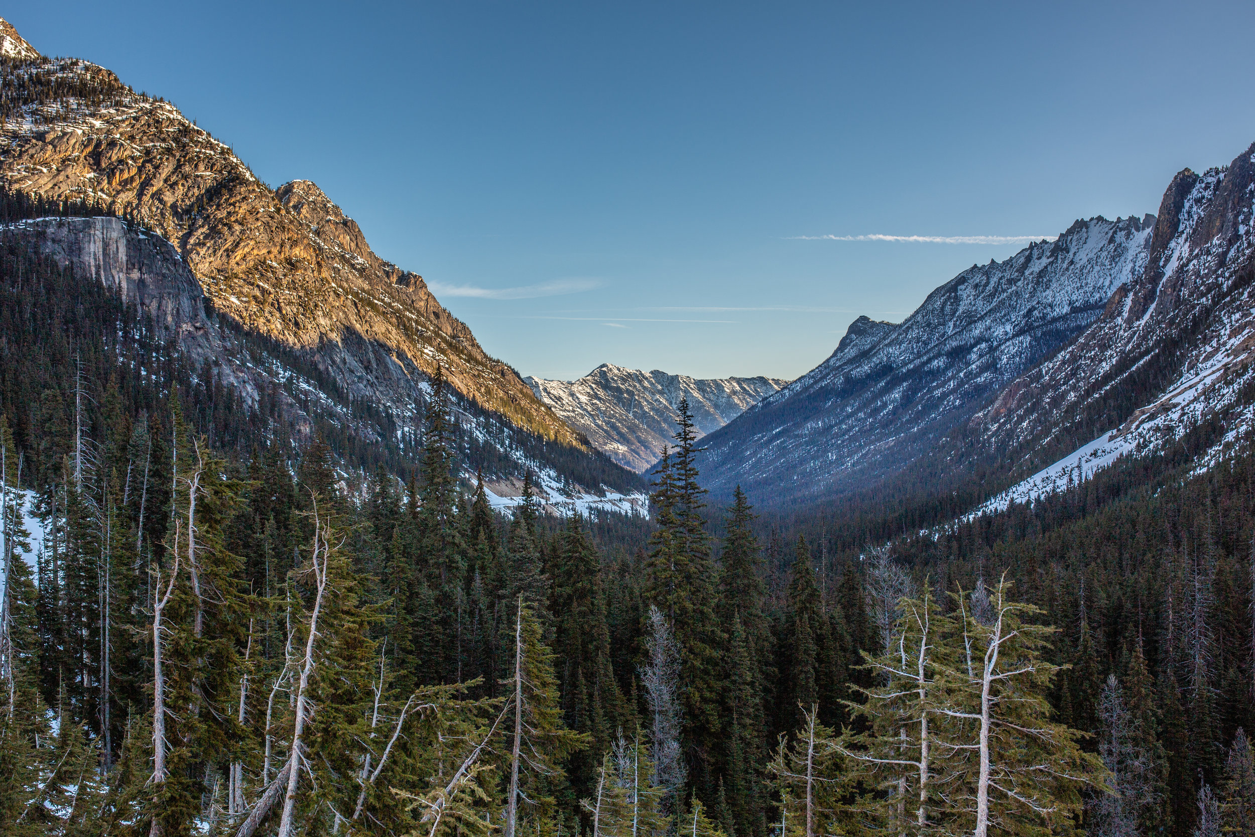 The Cascade Mountains are rich with geologic finds all along the Sauk River.