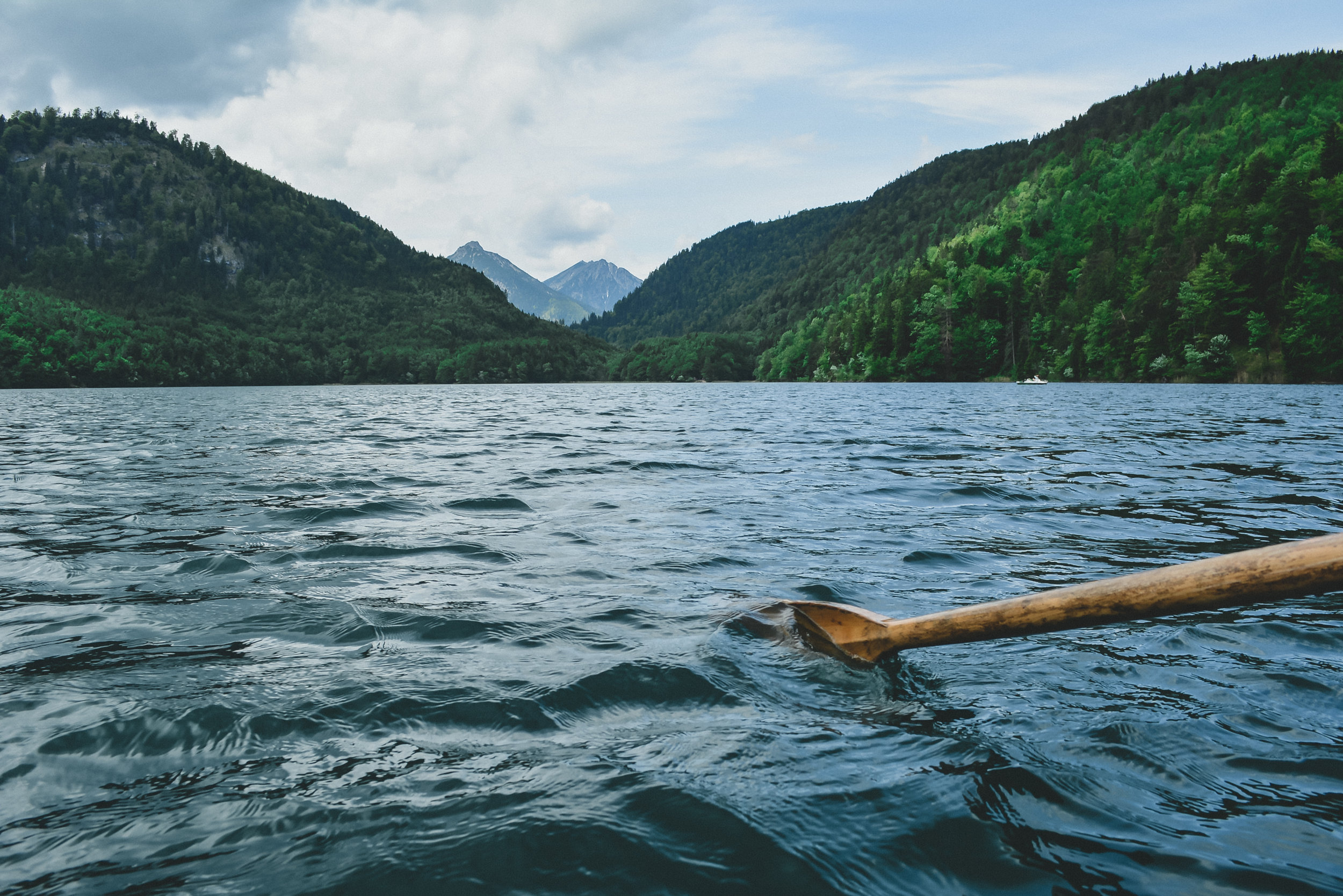 Wooden oars are artistic, sturdy, and extremely durable, but do require a little extra maintenance.