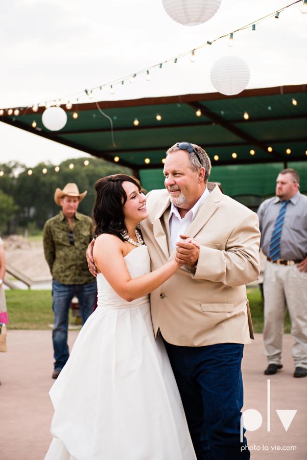 Brittany Garrett Simmons Wedding Weatherford Lucia Bitnar Foster Blue barn rustic blue dessert Sarah Whittaker Photo La Vie-45.JPG