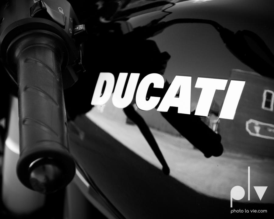 Tyler Ducati Monster DFW Texas motocycle bike jacket helmet red black vintage outdoors Sarah Whittaker Photo La Vie-1.JPG
