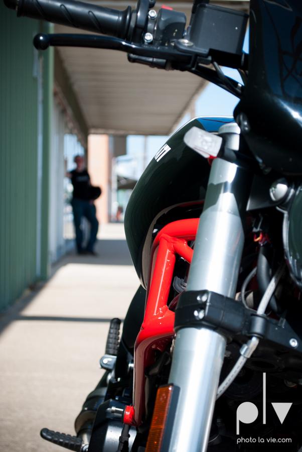 Tyler Ducati Monster DFW Texas motocycle bike jacket helmet red black vintage outdoors Sarah Whittaker Photo La Vie-8.JPG