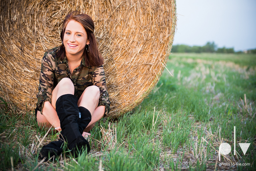 Kennedy Dylan Portrait Session Mansfield teen urban walls train tracks field hay bale Photo La Vie by Sarah Whittaker-1.JPG