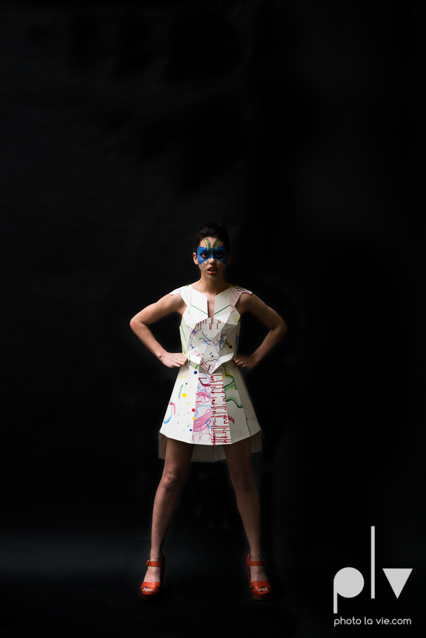 Erica Model Paper Dress geometric editorial fashion haute couture Secret make up Photo La Vie by Sarah Whittaker-7.JPG