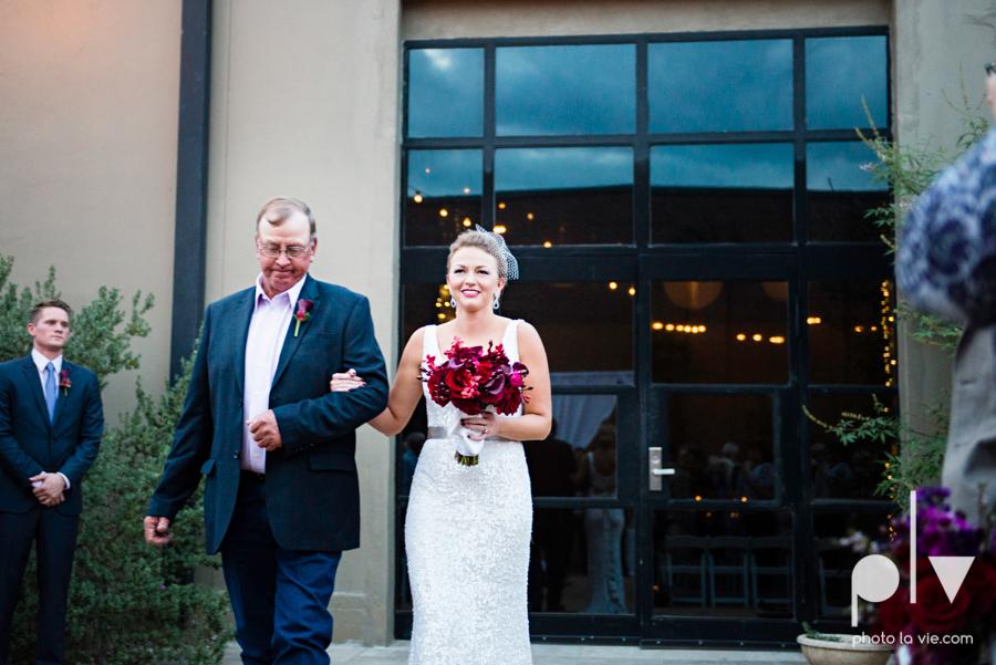 Ft Worth Wedding DFW photography 809 Vickery creme cake bridal sequin navy raspberry architecture gown modern industrial food truck Sarah Whittaker Photo La Vie-33.JPG