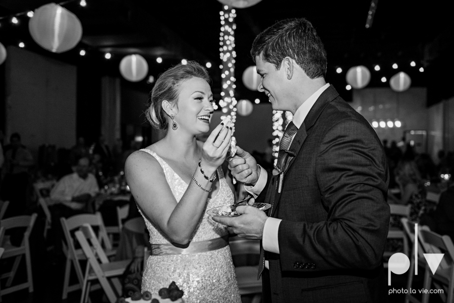 Ft Worth Wedding DFW photography 809 Vickery creme cake bridal sequin navy raspberry architecture gown modern industrial food truck Sarah Whittaker Photo La Vie-62.JPG