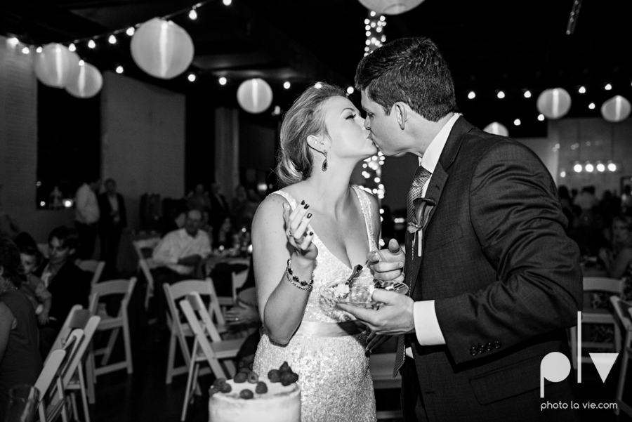 Ft Worth Wedding DFW photography 809 Vickery creme cake bridal sequin navy raspberry architecture gown modern industrial food truck Sarah Whittaker Photo La Vie-63.JPG
