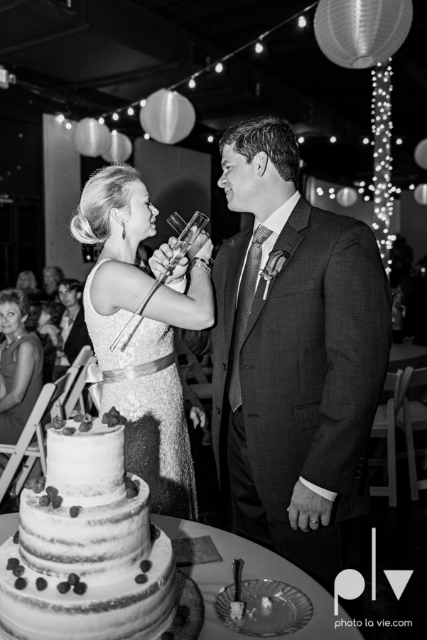 Ft Worth Wedding DFW photography 809 Vickery creme cake bridal sequin navy raspberry architecture gown modern industrial food truck Sarah Whittaker Photo La Vie-64.JPG