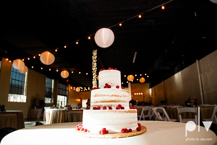 Ft Worth Wedding DFW photography 809 Vickery creme cake bridal sequin navy raspberry architecture gown modern industrial food truck Sarah Whittaker Photo La Vie-12.JPG