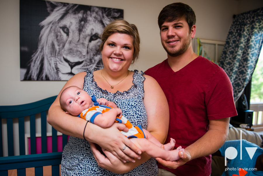 Jones Adoption newborn mini session apartment fort worth texas tx dfw indoors summer family lion Sarah Whittaker Photo La Vie-12.JPG