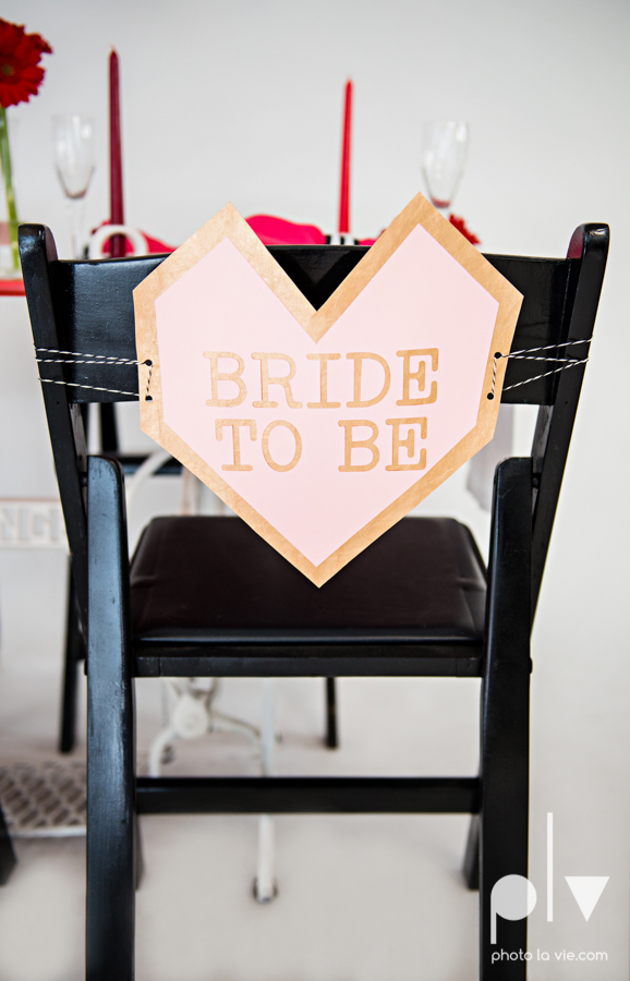 ValentinesDay Mini Session bridal shower theme styled gold black white pink red modern bold type text heart cake glitter statement stripes dot candle daisy singer bow Dainty Dahlias Sarah Whittaker Photo La Vie-2.JPG