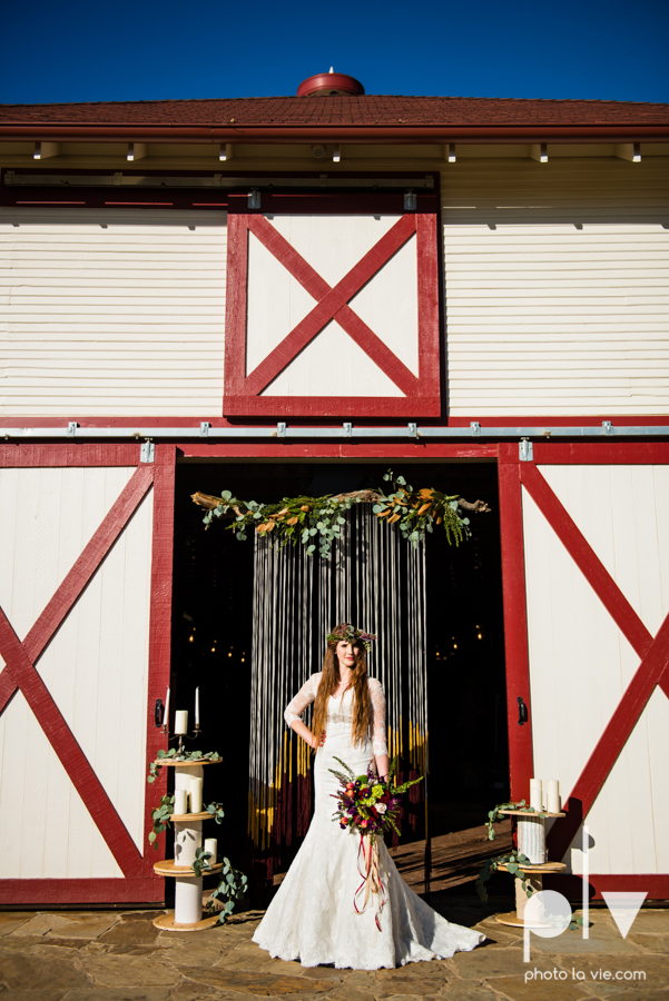 Howell Family Farms Styled Wedding session winter boho rustic floral barn architecture bride dainty dahlias creme cake bliss Lane Love  lace masculine cigar cat banner yarn spool Sarah Whittaker Photo La Vie-63.JPG
