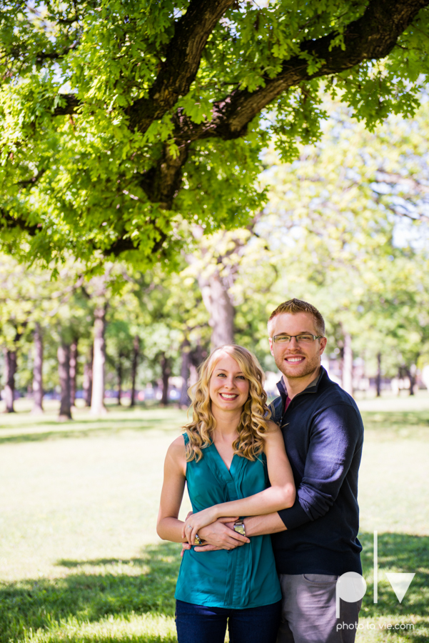 Allison JT wedding engagement session Dallas Texas Tx opportunity park pavilion architecture spring summer outside outdoors trees green modern Sarah Whittaker Photo La Vie-14.JPG
