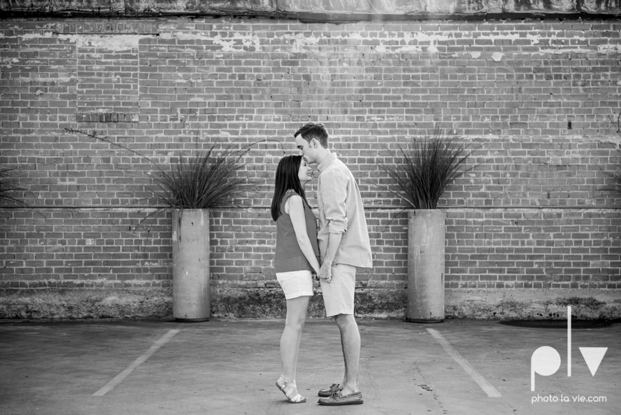 Jordyn Kaleb Hibdon Schram Wedding engagement session photographer Dallas Texas DFW Bishop Arts District White Rock Lake couple dock urban wall Sarah Whittaker Photo La Vie-6.JPG