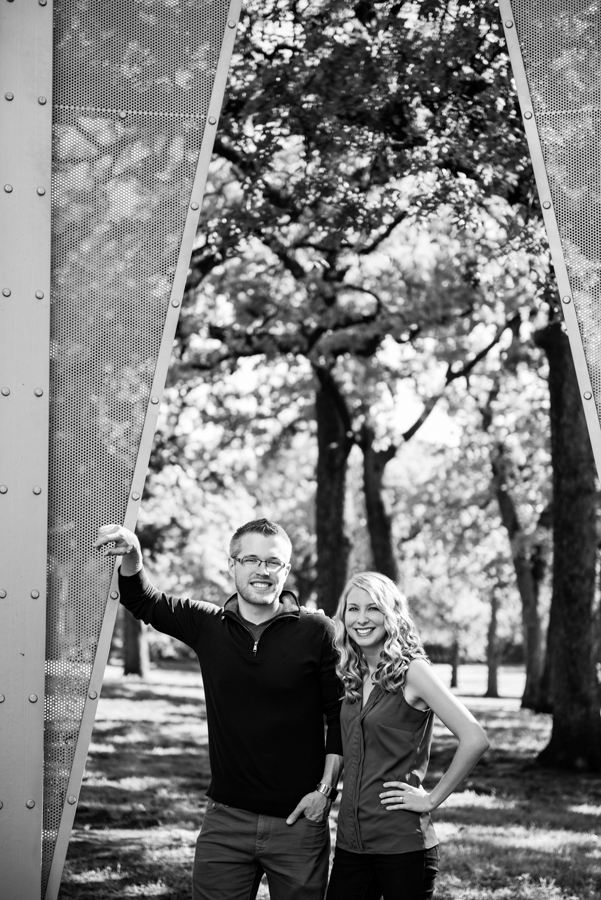 Photo La Vie Sarah Whittaker wedding photographer engagement photography DFW dallas fort worth plane airport pilot park pavilion architecture modern color-4.JPG