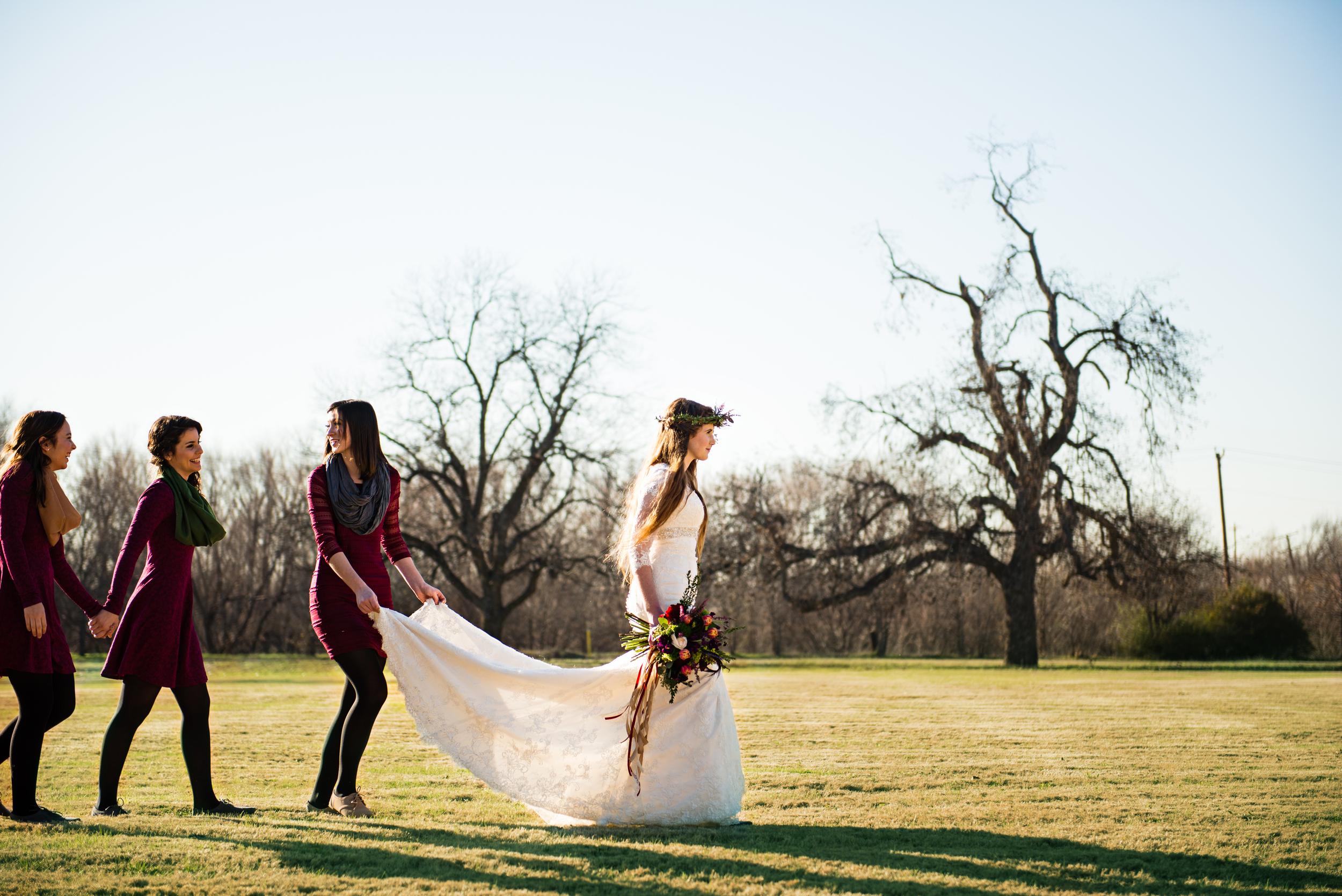 Boho Chic Styled Wedding- The Inspired Bride