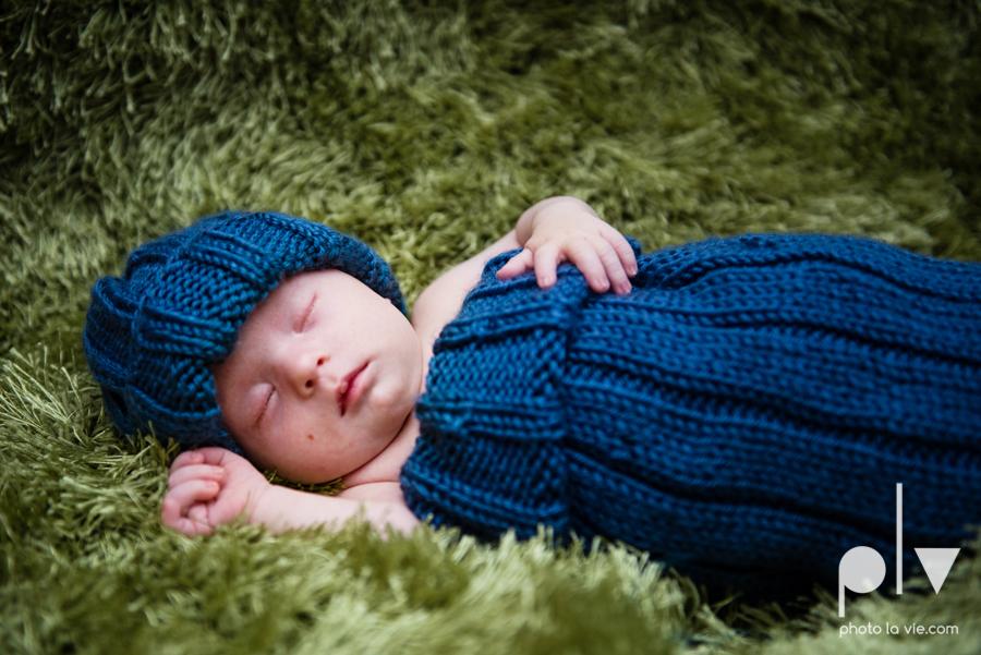 Newborn James downs syndrome baby boy sweet fox black and white classic-2.JPG