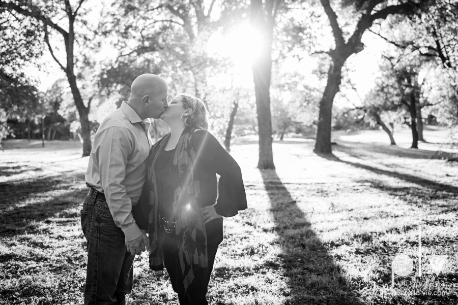 Couple Trinity Park Holiday Christmas outdoors married sunset backlit Sarah Whittaker Photo La Vie-2.JPG