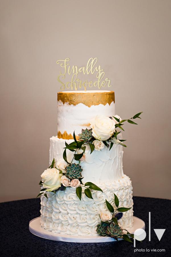 alyssa adam schroeder wedding mckinny cotton mill dfw texas outdoors summer wedding married pink dress vines walls blue lights Sarah Whittaker Photo La Vie-25.JPG