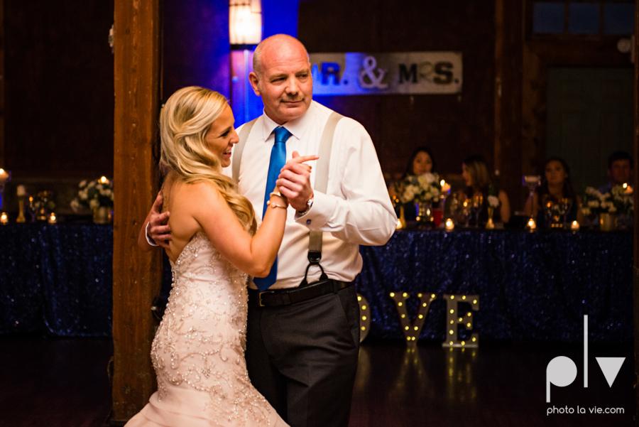 alyssa adam schroeder wedding mckinny cotton mill dfw texas outdoors summer wedding married pink dress vines walls blue lights Sarah Whittaker Photo La Vie-49.JPG