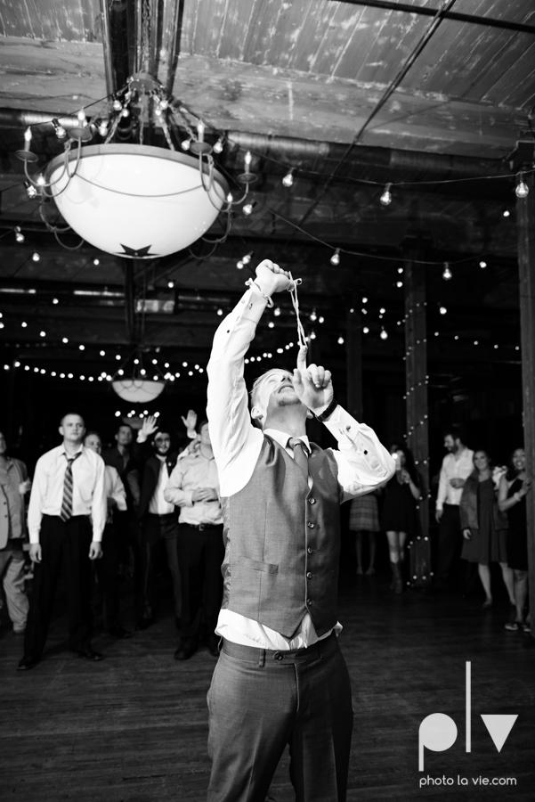 alyssa adam schroeder wedding mckinny cotton mill dfw texas outdoors summer wedding married pink dress vines walls blue lights Sarah Whittaker Photo La Vie-63.JPG