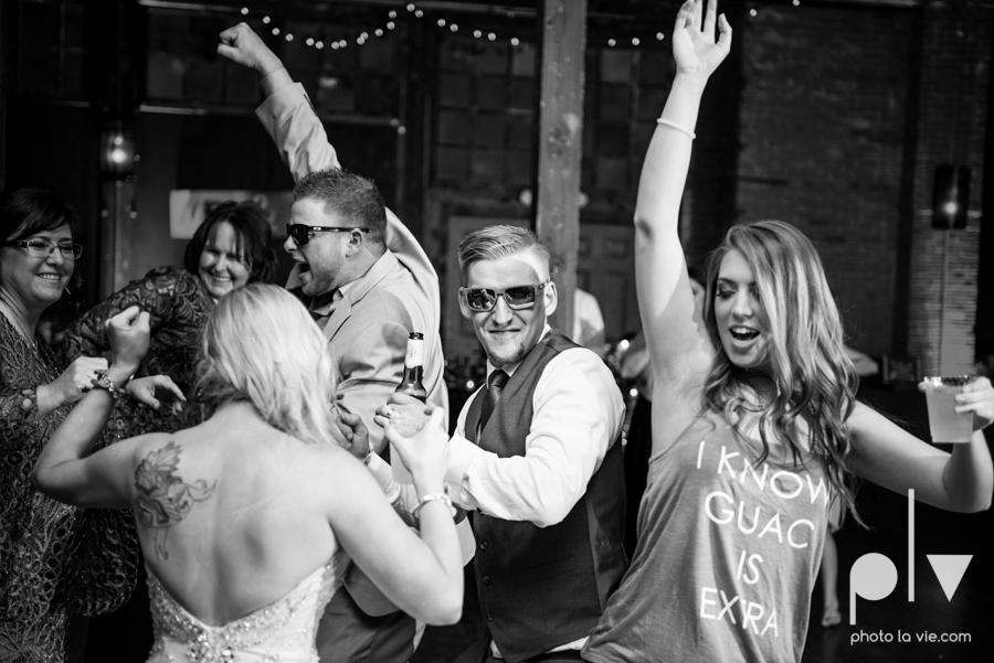 alyssa adam schroeder wedding mckinny cotton mill dfw texas outdoors summer wedding married pink dress vines walls blue lights Sarah Whittaker Photo La Vie-64.JPG