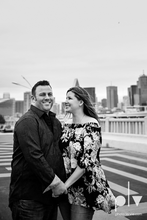 Kristin Trevor engagement blog bishop arts dallas bridge pedestrian floral couple engaged wedding DFW texas Sarah Whittaker Photo La Vie-10.JPG