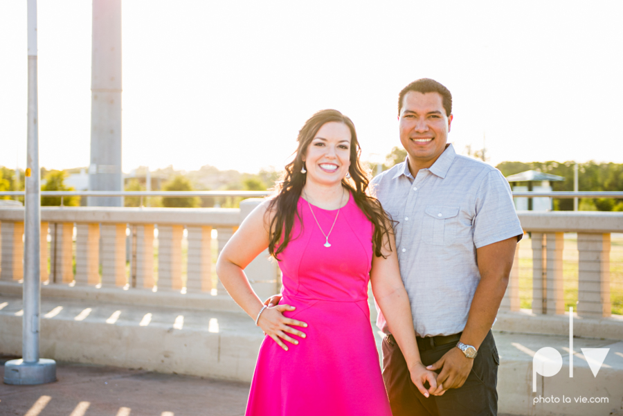 DFW engagement session Dallas hunt hill bridge pedestrian bridge University of Dallas couple DU summer Photo La Vie-11.JPG